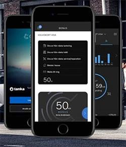 CarPay app Bilkompaniet