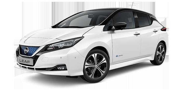 Nissan Leaf hos Bilkompaniet