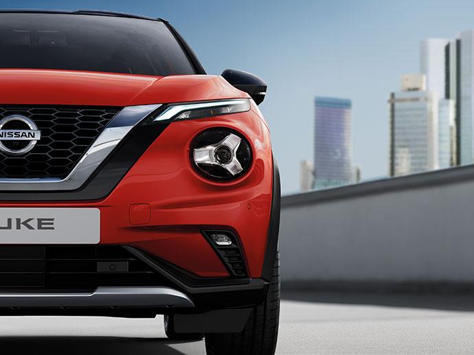 Nissan Juke hos Bilkompaniet