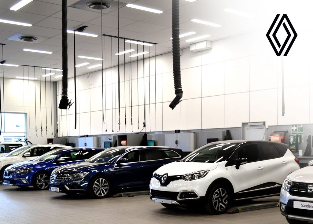 Renaultverkstad