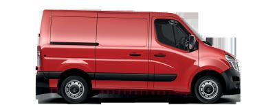 Nissan NV400 Transportbil hos Bilkompaniet