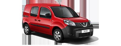 Nissan NV250 transportbil hos Bilkompaniet