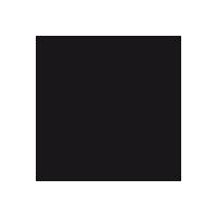 Volvo Logo Ironmark Black